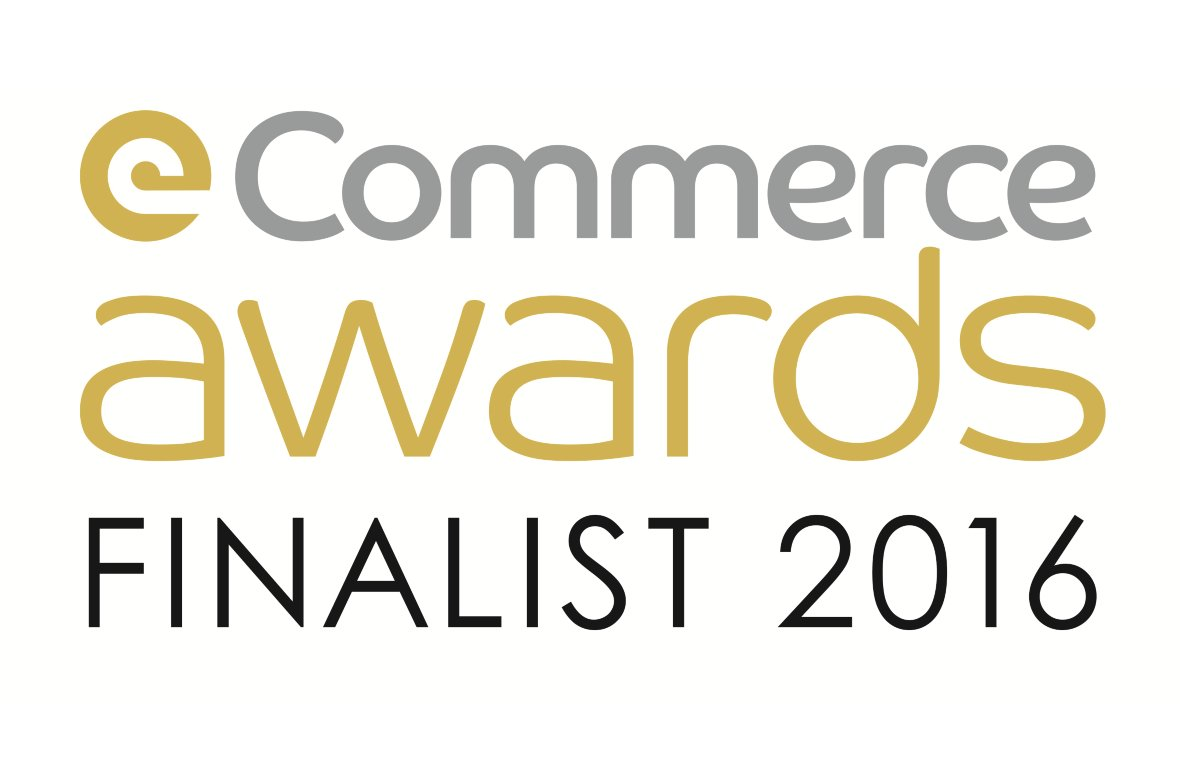 Finalists at eCommerce Awards 2016