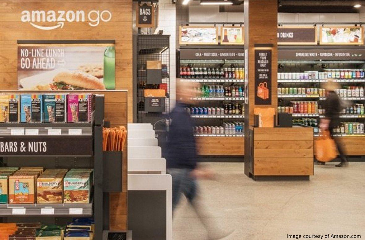 Amazon Go: Reinventing Supermarket Sweep - Wunderman