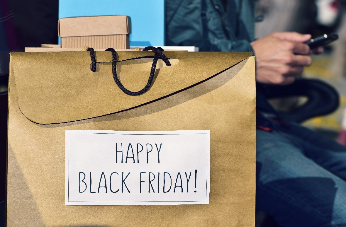 ​Christmas Sales Blitzed By Black Friday Bargains