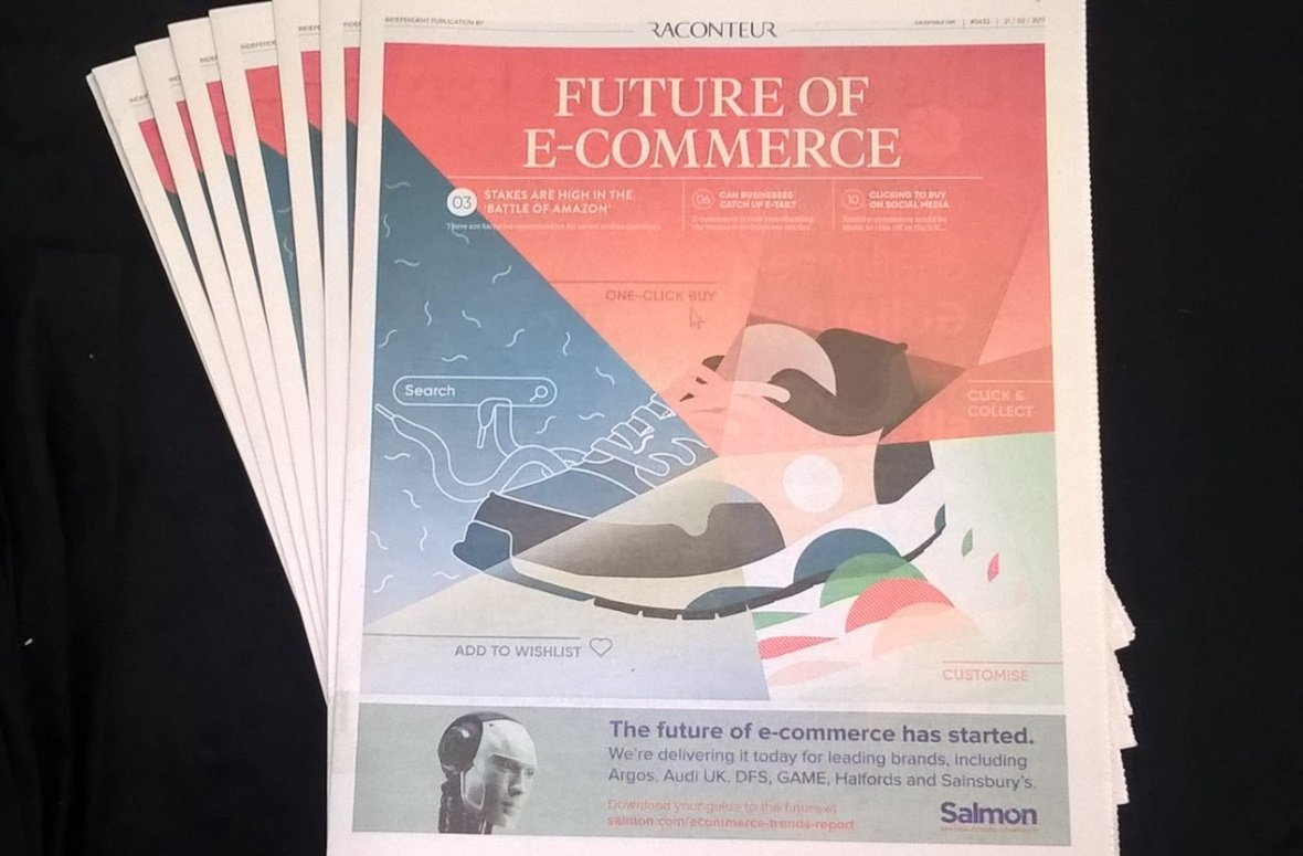 The Future of ecommerce: Special Report