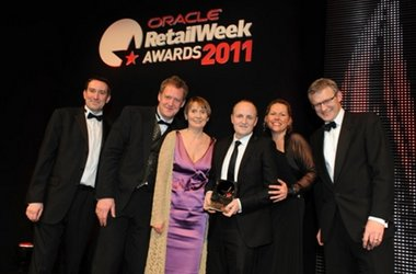 Argos remain top of their game winning Multichannel Retailer of the Year Award 2011