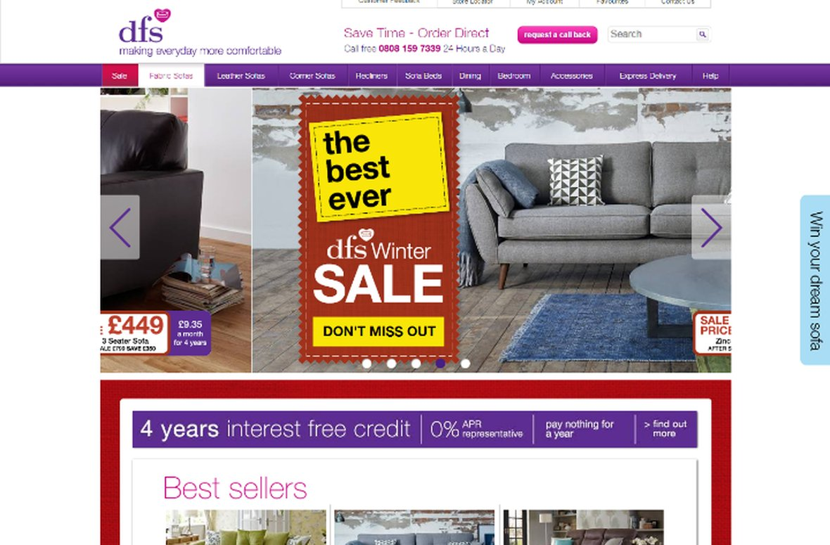 DFS transforms its business with new multi-channel platform