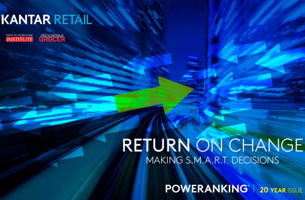 Walmart and P&G Still #1 in Kantar Retail's PoweRanking as ...