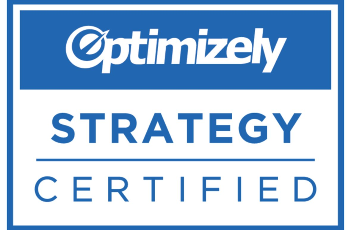 Salmon earns Optimizely Solution Partner Strategy Certification