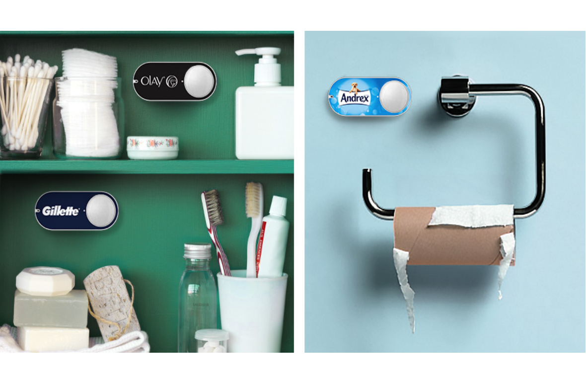 Amazon's Dash button launches in Germany, Austria and the UK