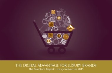 Digital transformation for luxury brands - New report and notice of event