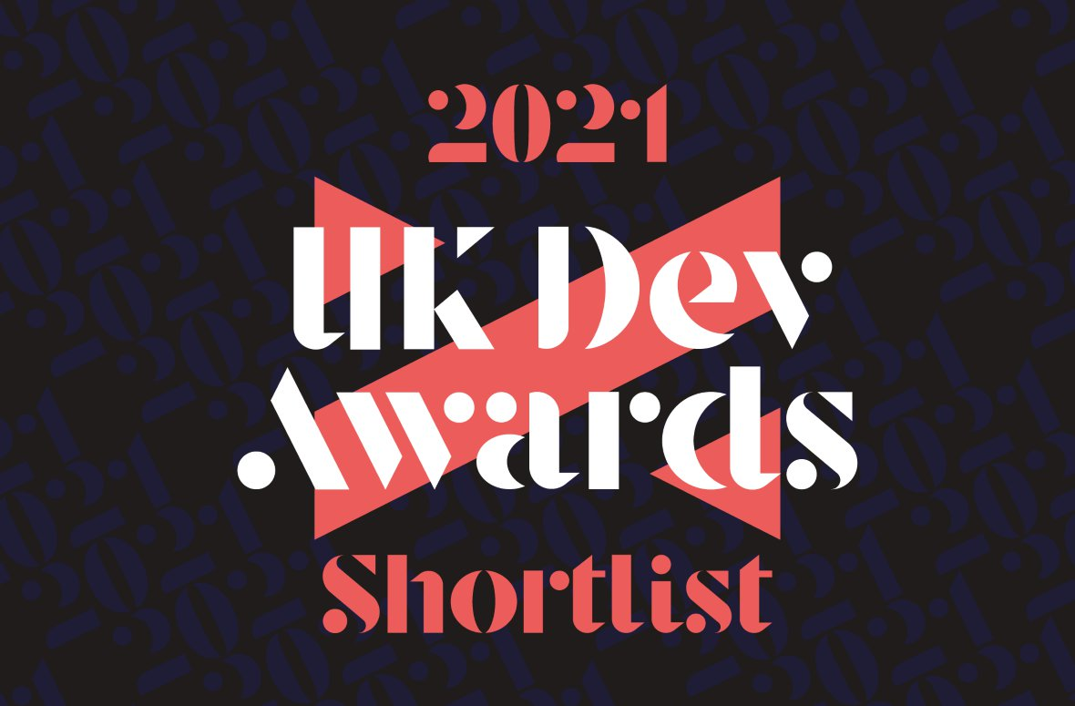 Celebrating Development Excellence at The UK Dev Awards 2021