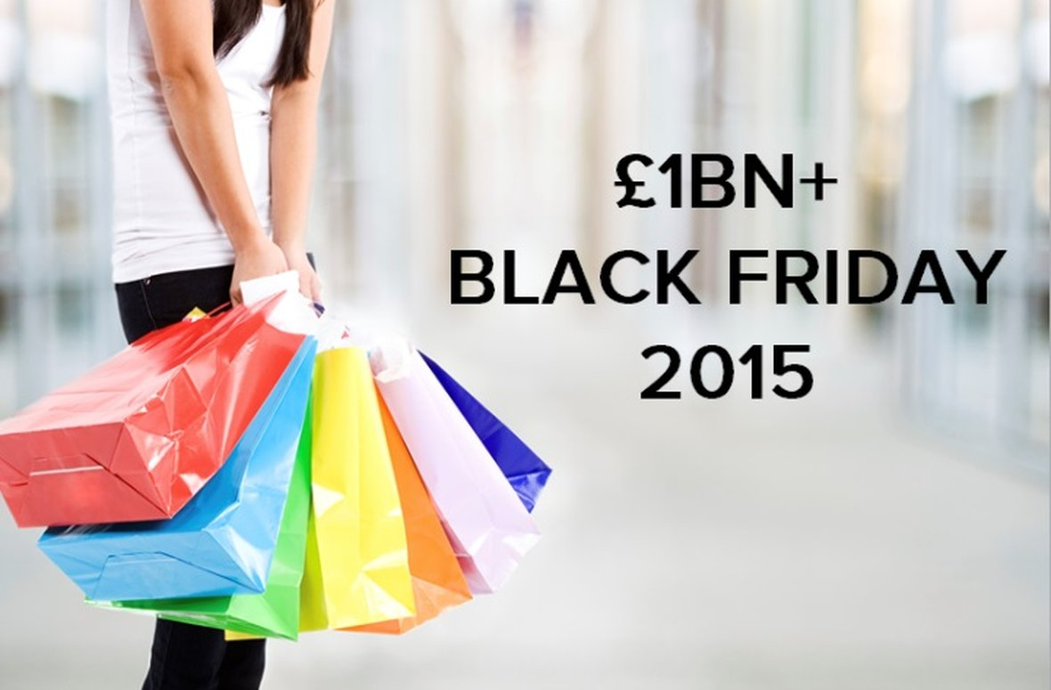 Salmon's £1bn Black Friday Prediction hits the mark!