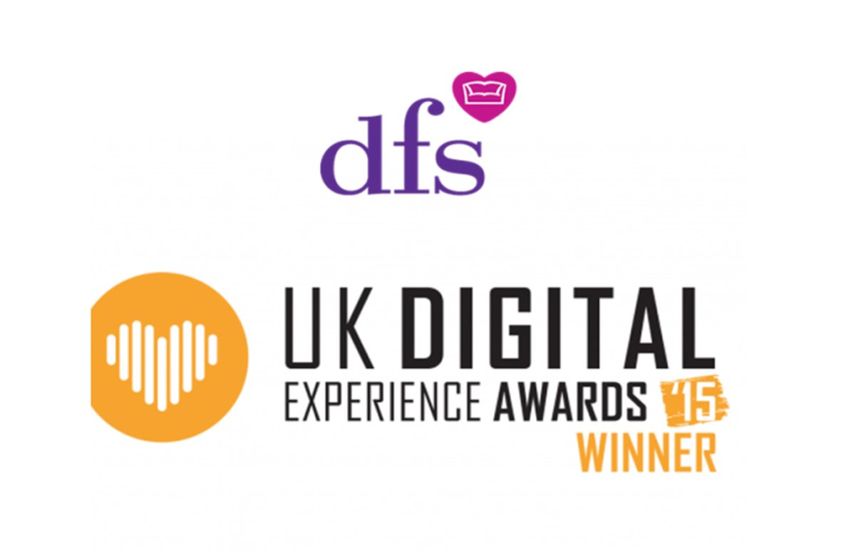 DFS scores a hat trick at Digital Experience Awards 2015