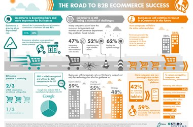 The road to B2B ecommerce success