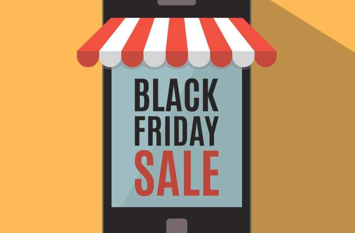 Record breaking online sales on Black Friday/Cyber Monday
