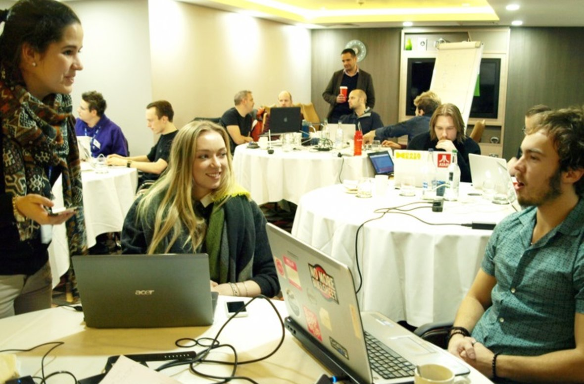 Salmon Hackathon delves into future commerce