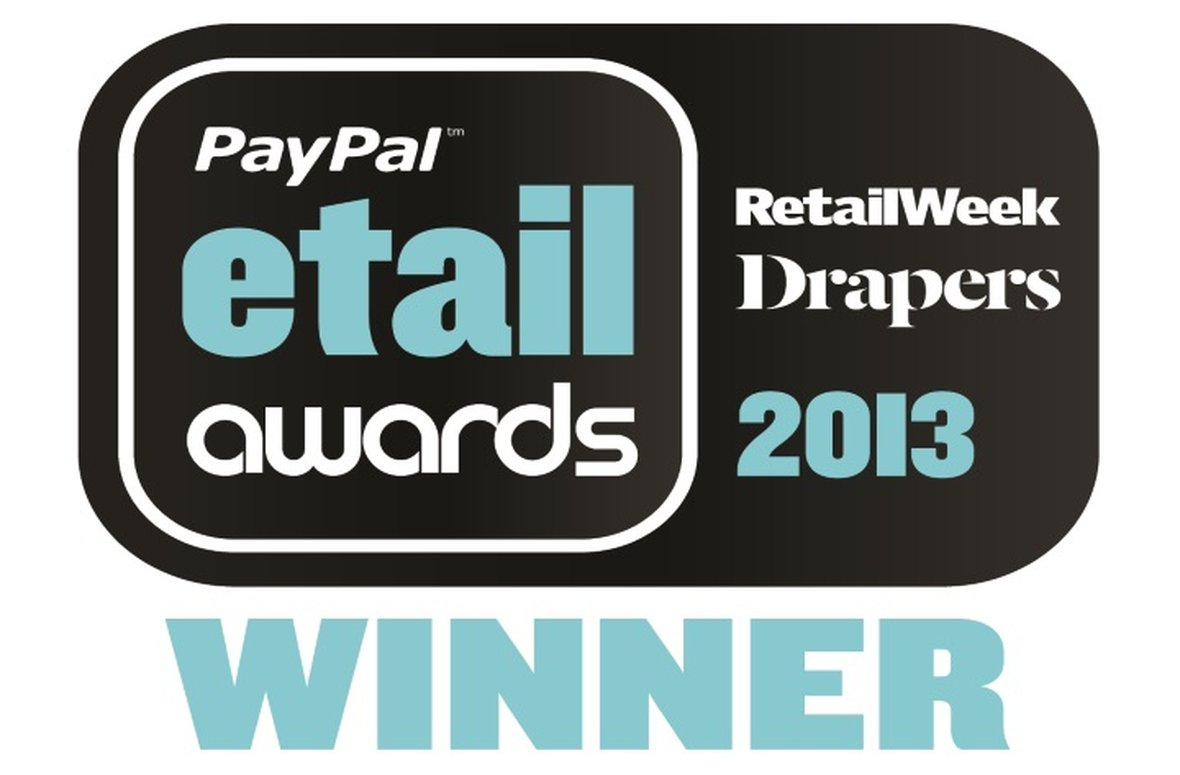 PayPal Etail Awards Success