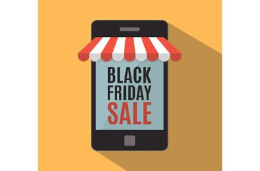 Record breaking online and mobile sales on Black Friday and Cyber Monday