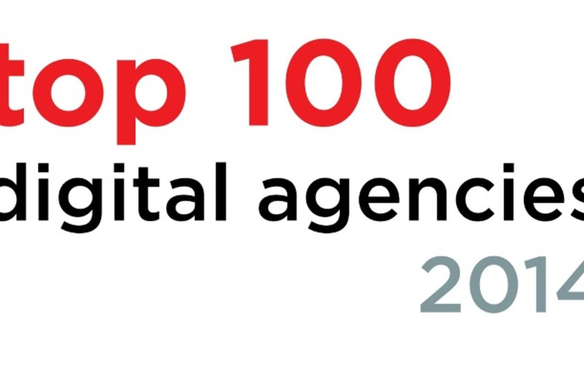 Award - Econsultancy Top 100 Digital Agencies 2014