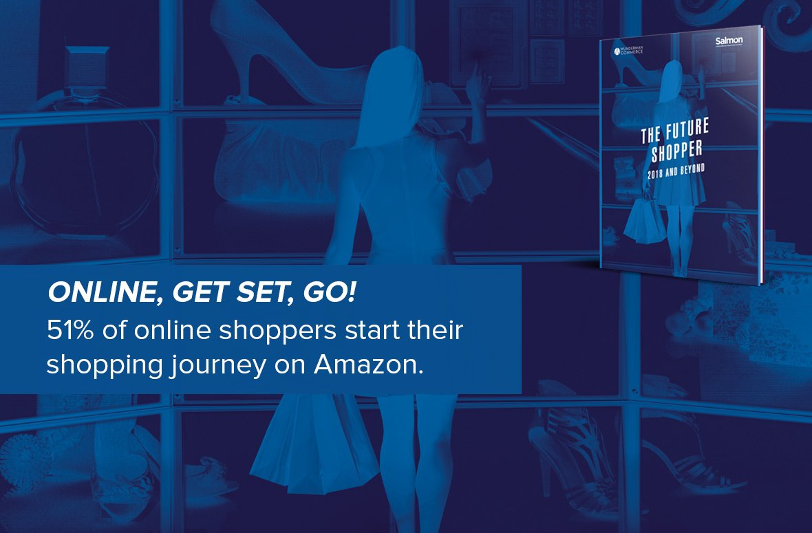 The Future Shopper - trends & technologies shaping future shopping