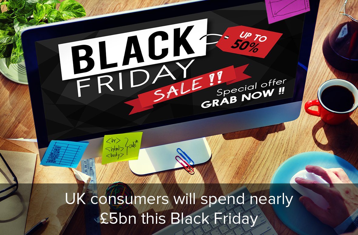 Almost half of UK consumers to purchase from Amazon this Black Friday