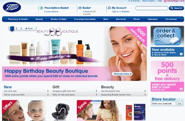 Boots.com and Novae Underwriting get revamp by Salmon