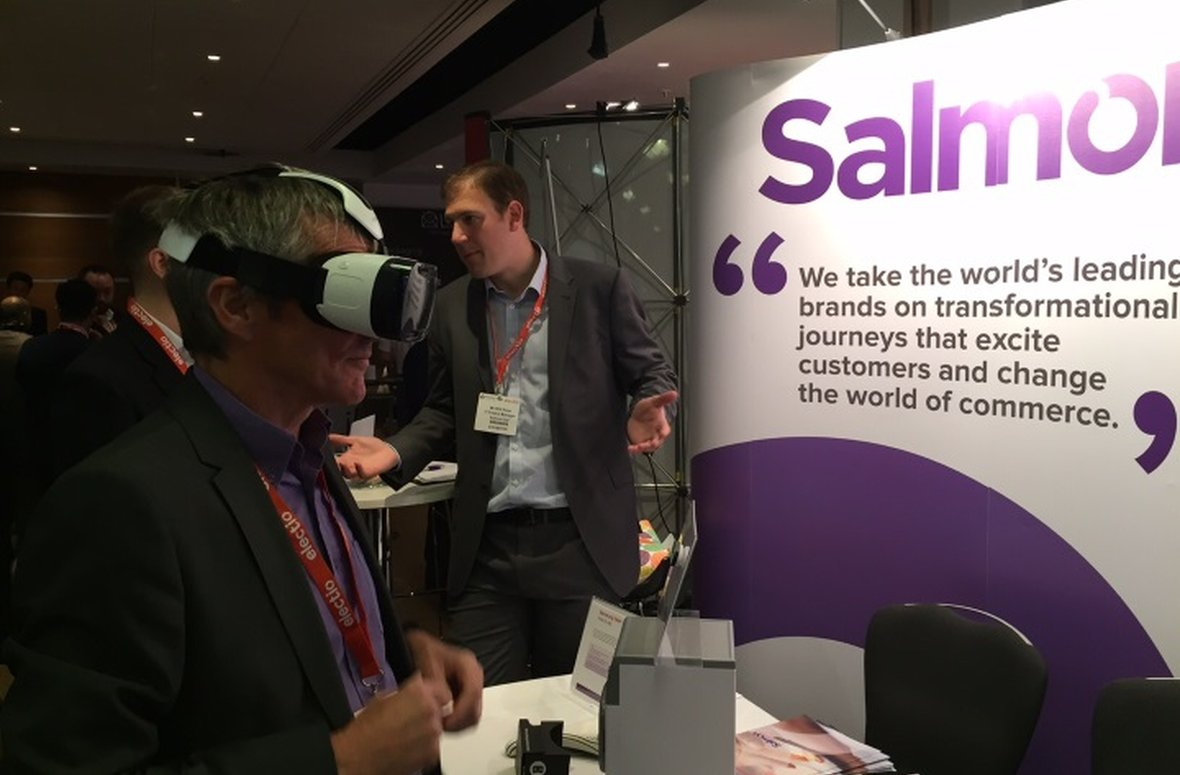 Internet Retailing Conference 2015 – Insights from Sarah Lynch, Head of Delivery at Salmon