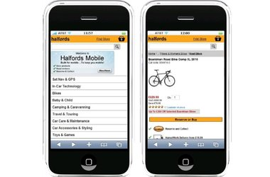 Halfords: First mass UK retailer to offer PayPal as a mobile payment method