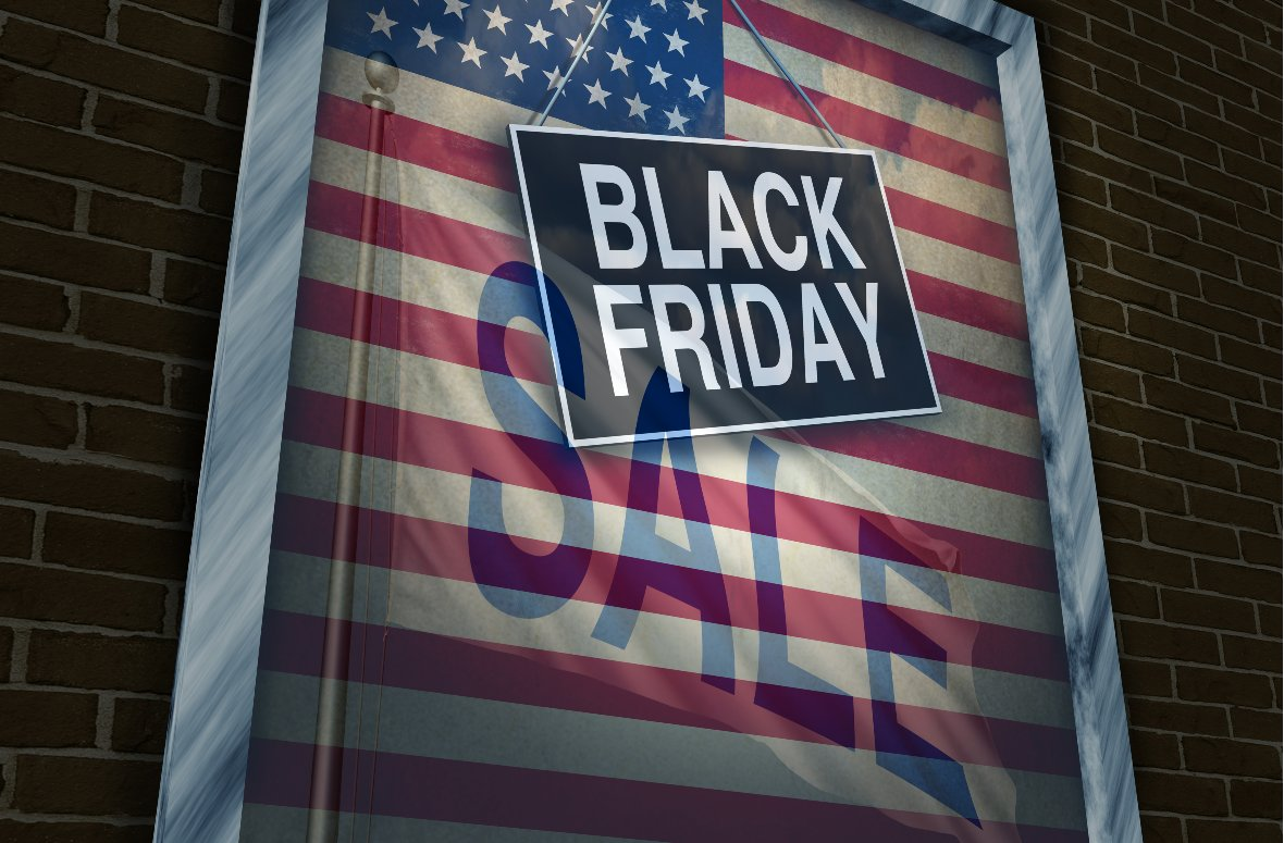 Making sense of the online shopping phenomenon, Black Friday