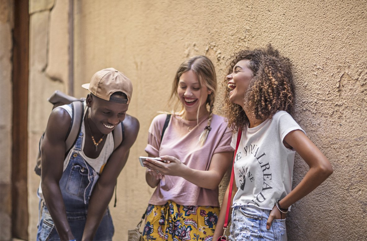 ​The purchasing power of Millennials and Generation Z